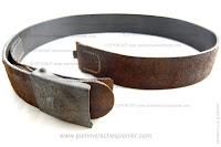 Prussian World War I belt