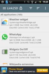 memindahkan aplikasi ke sd card android