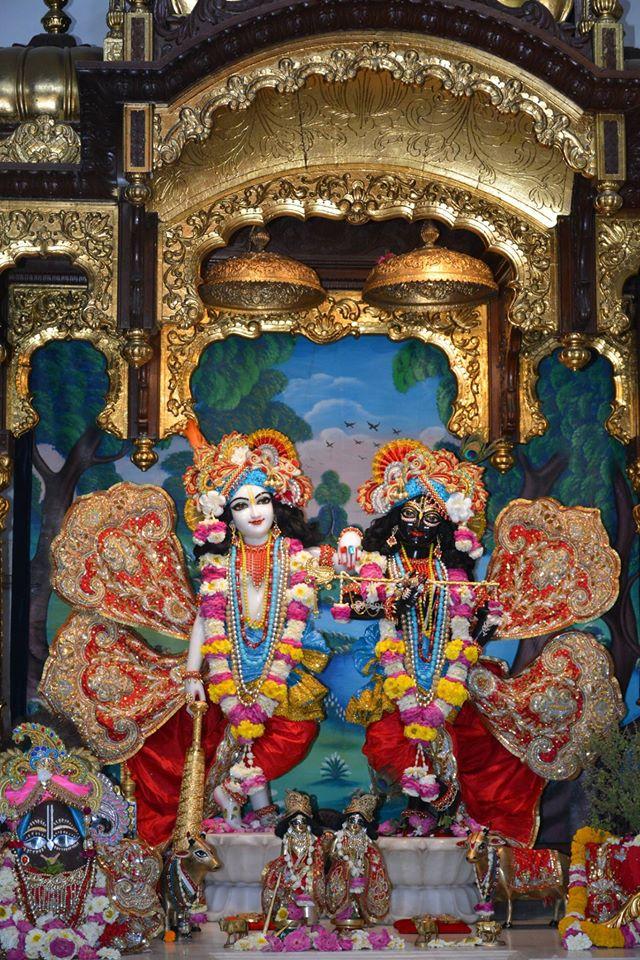 ISKCON Ujjain Deity Darshan 04 April 2016  (6)
