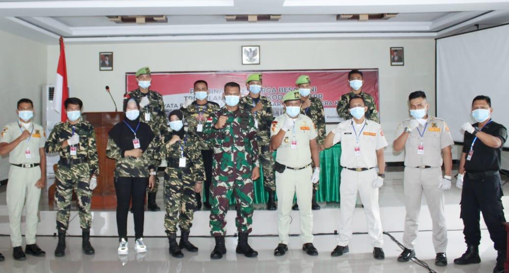 Pangdam XII/TPR : Keluarga Besar TNI Harus Jadi Teladan Bagi Masyarakat