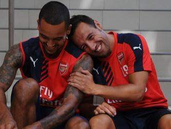 Walcott: Things Have Happened But We Can't Be Fighting Each Other