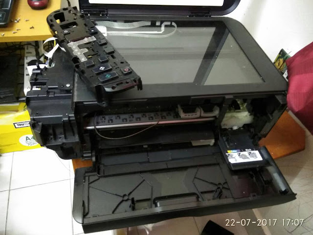 Printer Canon E500 Rosak