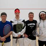 West Draw: Champions - Malcolm Davidson & Fred Reid (Toronto); Finalists - Jamie Fagan & Will Mariani (Toronto)
