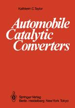 Automobile Catalytic Converters pdf free download