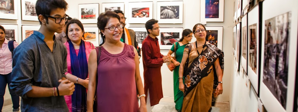 Saimantick Bhadra, Baitanik, exhibition
