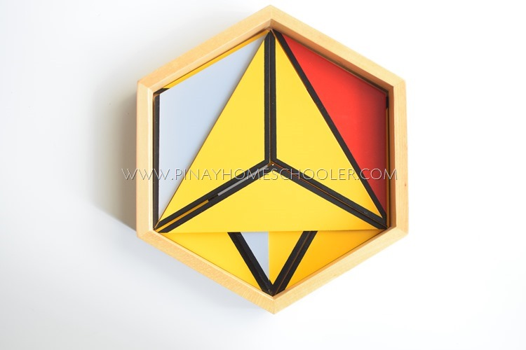 Large Hexagonal Box