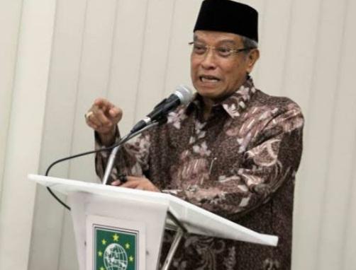 Seusai Bertemu Jokowi, Said Aqil Nyatakan Siap ke Bursa Ketum PBNU