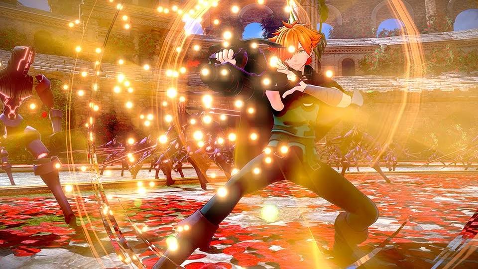 【FateEX】ロビンフッド参戦決定!『Fate/EXTELLA LINK』第一回公式番組まとめ