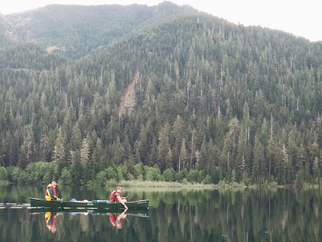 May 2014 Wynoochee Lake Camp/Canoe - CIMG5232.JPG
