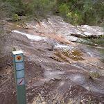 Signpost near Deer Pool (35150)