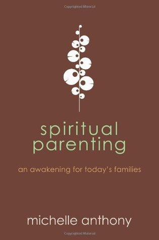 Spiritual Parenting Book Cover