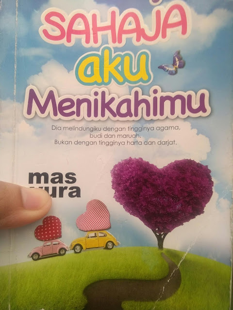 Review Novel Sahaja Aku Menikahimu -mas Yura-