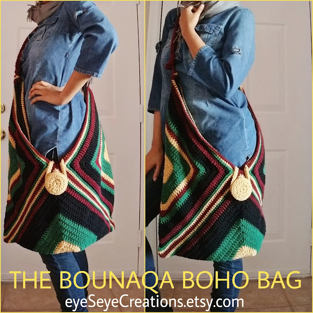 The BOUNAQA Boho Bag (Remixed)