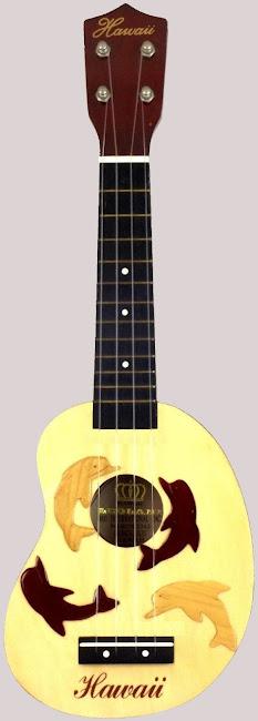 Leolani Bean Acoustic Sopranino Ukulele