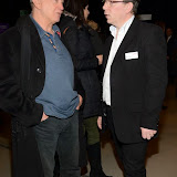 OIC - ENTSIMAGES.COM - Martin Shaw and Rob Young at the   LAMDA West London campus launch London 12th February 2015