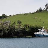 South of Puerto Montt , to Castro , Isla Chiloe