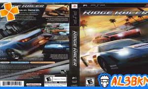 تحميل لعبة السيارات Ridge Racer psp iso مضغوطة لمحاكي ppsspp