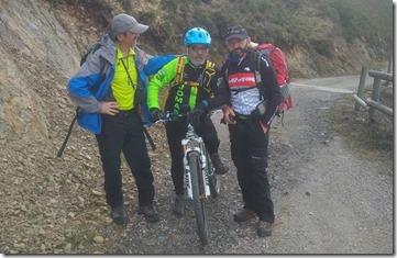 Monchu, Dani y VG