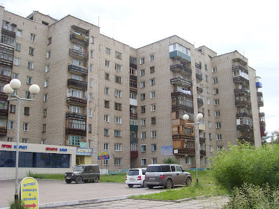 ソ連様式の団地