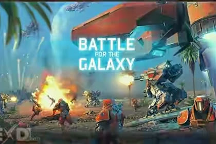 Battle for the Galaxy v2.5.1 Full Apk Download