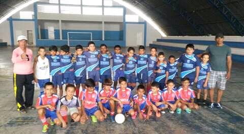 Projeto solidariedades do ex jogador do CSE, Juciram muda vida de criança e adolescente de Cacimbinhas.