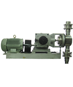 Metering Pumps - Plunger Type