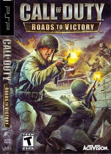 Call Of Duty Roads To Victory Iso PPSSPP