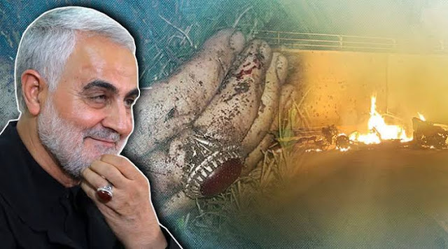 MUI Kecam AS soal Pembunuhan Jenderal Iran Soleimani