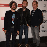 OIC - ENTSIMAGES.COM - Corin Hardy, Joseph Mawle and Michael McElhatton at the Film4 Frightfest on Saturday    of  The Hallow  UK Film Premiere at the Vue West End in London on the 29th August 2015. Photo Mobis Photos/OIC 0203 174 1069