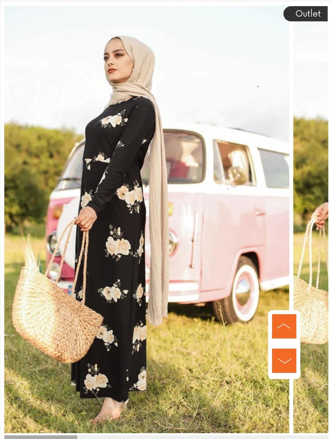 robe longue hijab 2021