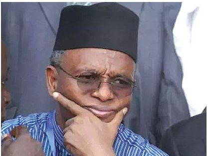 Governor El-Rufai Suspended For 6 Months For Ignoring APC Query