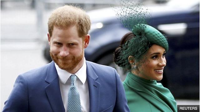 الأمير هاري وميغان يعلنان ميلاد طفلتهما الجديدة