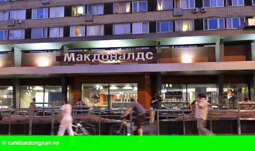 Hình 2: Bất chấp ế ẩm, McDonald's mở thêm nhà hàng tại Nga