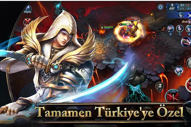 Osmanlı'nın Onuru Mobil Moba Yeni Oyun
