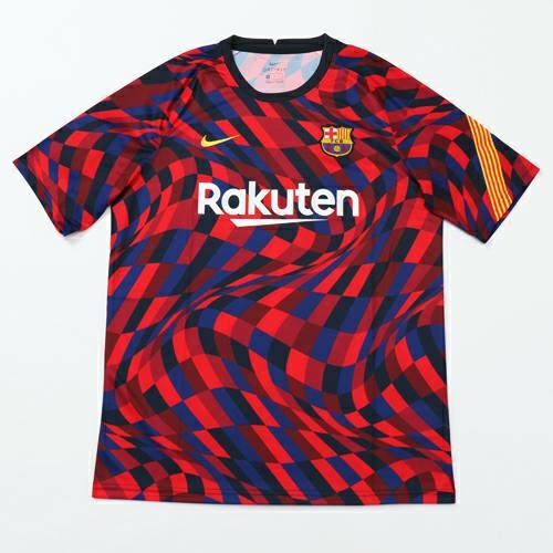 Bocoran Jersey Barcelona 2020/2021 Prematch