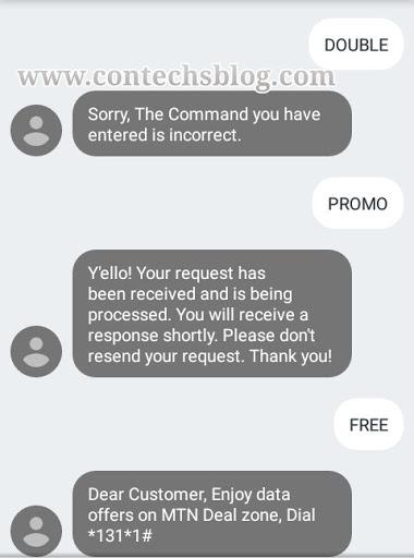 MTN data bonus