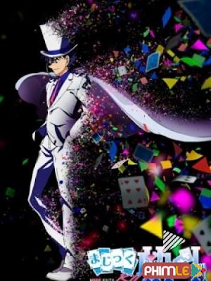 Phim Siêu Đạo Chích KID - Magic Kaito 1412 (2014)