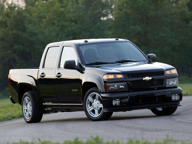 2009 chevrolet colorado crew cab specifications pictures prices. Black Bedroom Furniture Sets. Home Design Ideas