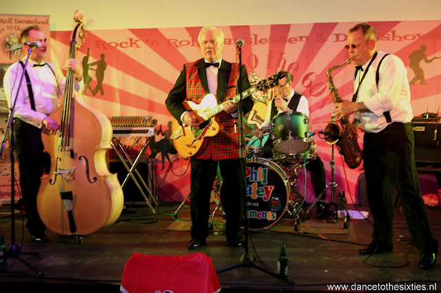 Phil Haley  & his Comments bij 20 Jaar Dance to the 60's Rock n Roll Dansschool (237).JPG
