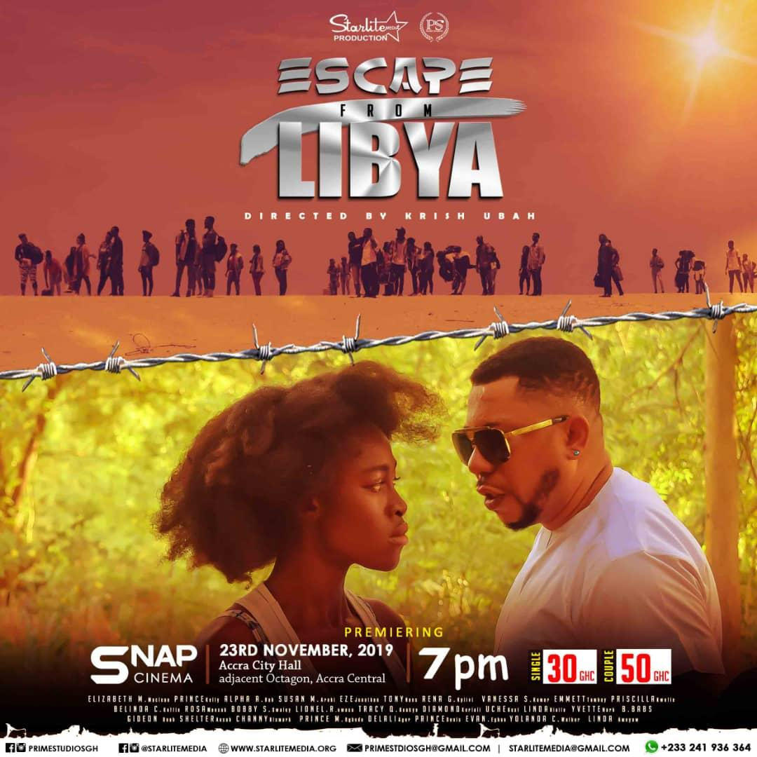 film escape from libya, escape from libya movie, escape from libya movie premiere, under siege 3 escape from libya movie, ghana human trafficking movie, causes of human trafficking in libya, human trafficking in libya, video of human trafficking in libya, human trafficking and slavery in libya,human trafficking in libya africa, human trafficking in libya 2019, Libya slave auction, libya today, accra ghana, how to escape from libya, ghana accra,  why you shouldn't go to libya, don't go to libya, people killed in libya, ghana movie premier, ghana movie premiere, escape from libya ghana movie premiere, movie premiere november 2019, movie premiere today, escape from libya movie tickets, escape from libya movie trailer,movie premiere this week, movie premier snap cinema, snap cinema accra,snap cinema ghana, movie premiere in ghollywood, movie premiere in ghana,movie premiere in nollywood, khris ubah,
