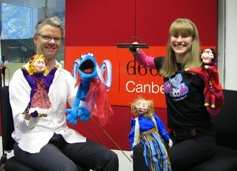 Interview with Adam Shirley on ABC 666 Canberra