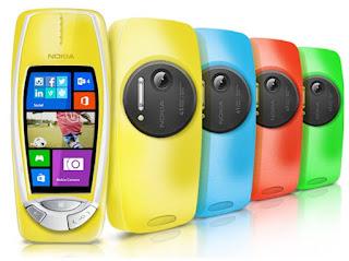 Nokia 3310 makes a comeback with 41 megapixels camera
