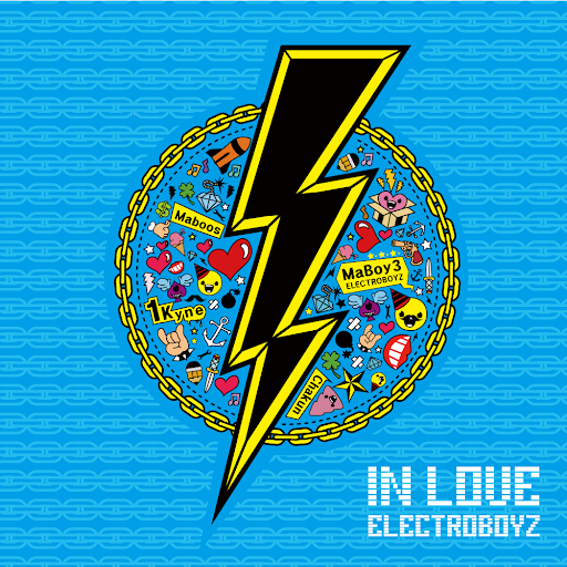 [Mini Album] Electroboyz   In Love