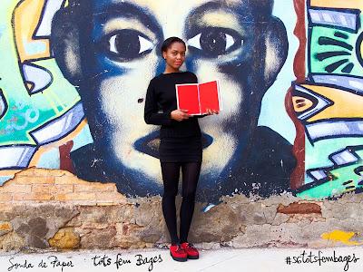 Primera artista de la Sonda de Paper TOTS FEM BAGES