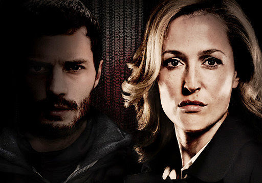 Jamie Dornan, Gillian Anderson, The Fall, BBC2