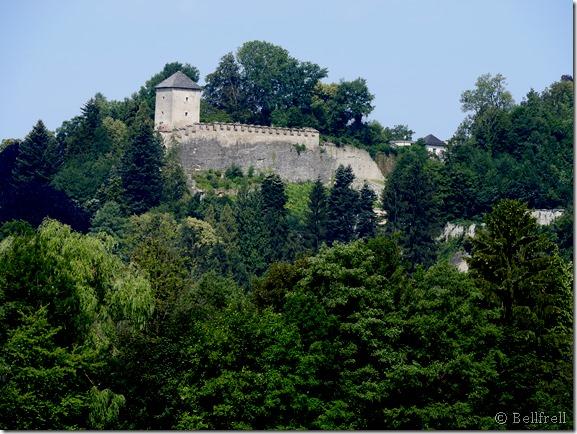 Wehrturm Mönchsberg