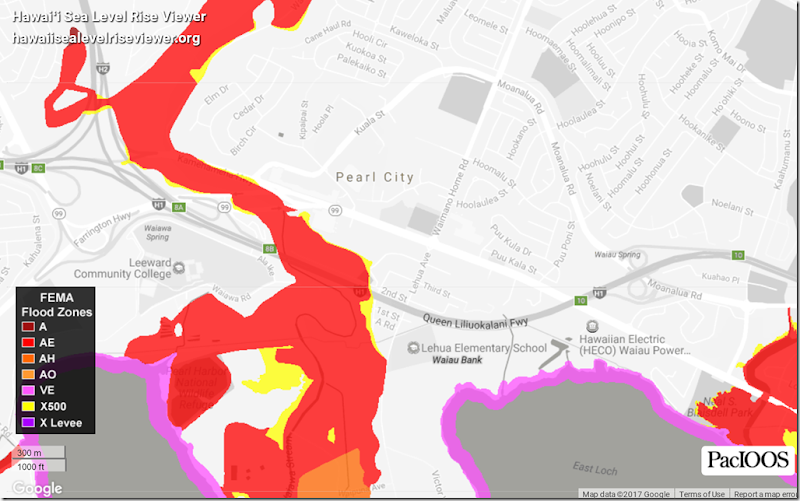 map7 Pearl City flood zone
