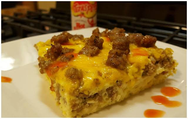 10 Best Breakfast Sausage and Egg Casserole without Bread ...