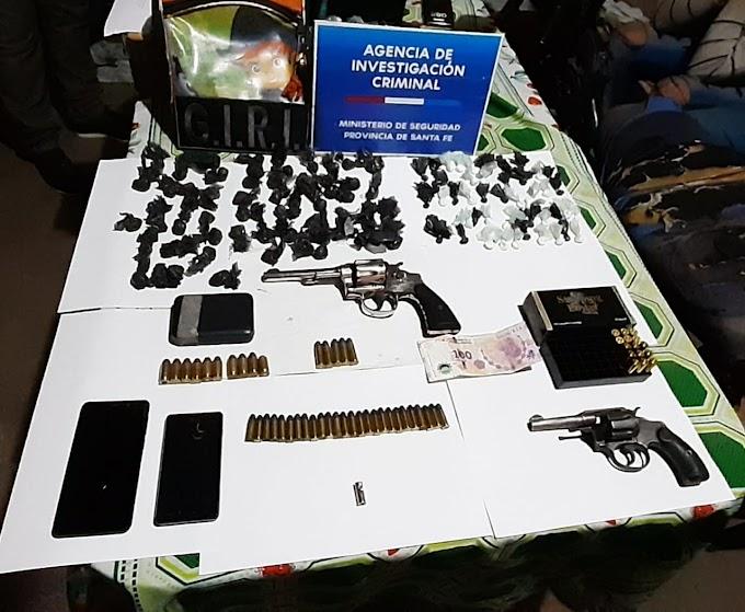 Mega Operativo por Abuso de Arma, Extorsiones y Amenazas en VGG: 31 personas demoradas y 25 allanamientos