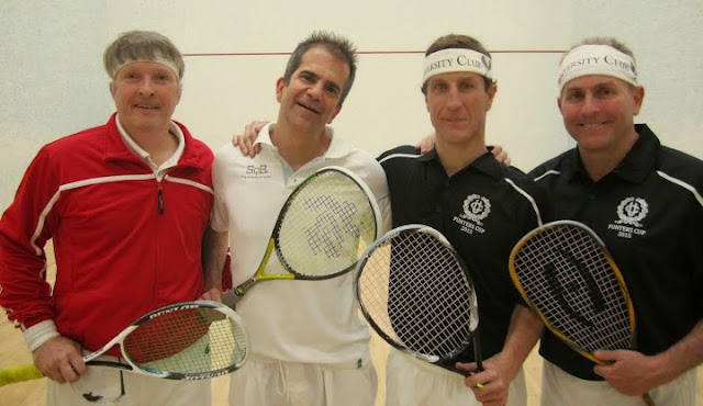 2015 State 50+ Doubles: Champions - Andrew Slater & Greg Zaff; Finalists - Chris Spahr & Scott Poirier